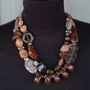 New Treska Beaded Necklace